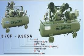 Máy nén khí piston không dầu Hiatchi